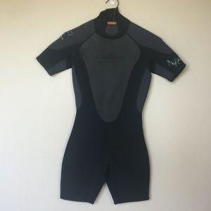 AQUA LUNG Sport Quantum Stretch Shorty Wetsuit 5 6
